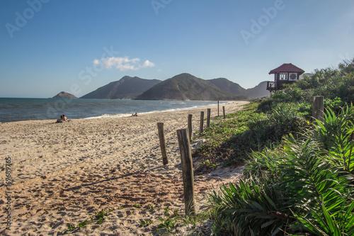 Photo Grumari Beach in Rio de Janeiro