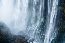 Powerful Waterfall - Victoria ...