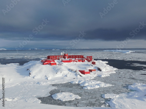 Cadres-photo bureau Antarctique antartica