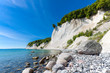 canvas print picture - Die Ostseeküste auf der Insel Rügen