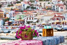 Parga Coastal Greek Town