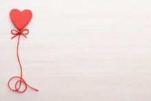 Valentine Greeting Card.