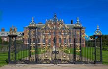 The Gates Of Kensington Palace...