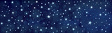 Fototapeta Na sufit - Vector starry  night sky  background.