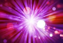 Dark Purple Glitter Sparkles R...