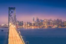 San Francisco Skyline Illumina...