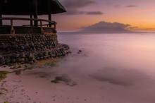 Sunset View To The Camiguin Island