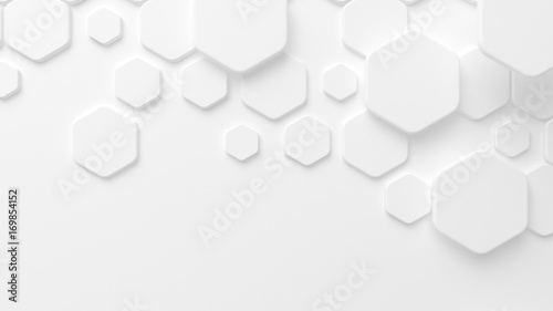 biala-tekstura-tlo-3d-ilustracja-3d