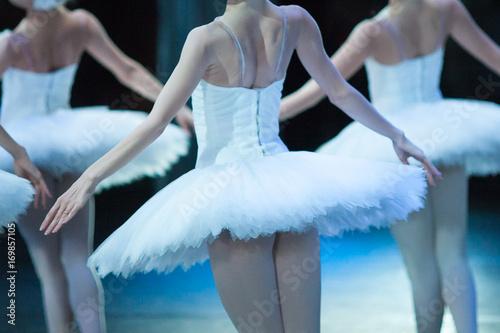 Fotografie, Obraz  dream, dance, dramatic art cocnept