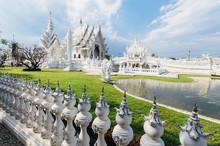 Wat Rong Khun (White Temple) -...