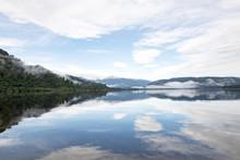 Lake Mapourika,South Island Ne...