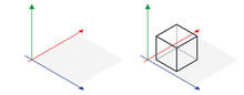 Isometric Drawing A Thirty Deg...