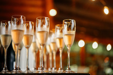Several Champagne Wine Glasses Offers.