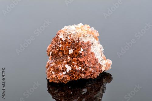 Photo Natural minerals, aragonite