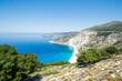 Sea coastline - summer, hot, island, Greece