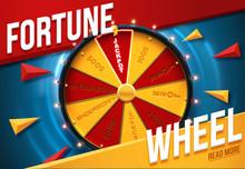 Vector Illustration Of Wheel O...