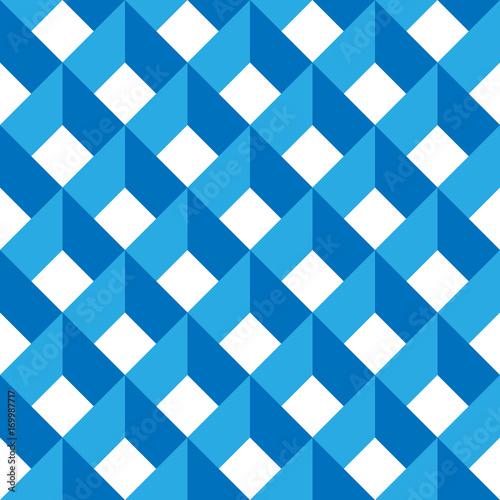 3d-wektorowy-abstrakcjonistyczny-bezszwowy-wzor-niebieska-siatka