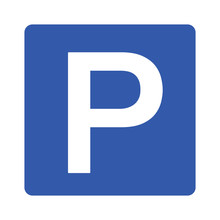 Parking Or Park Sign For Cars ...
