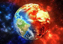 Planet Earth Burning, Global W...