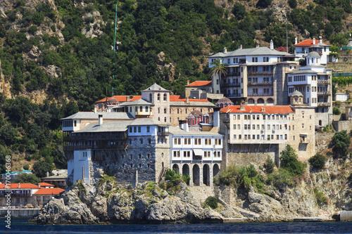Photo Kloster Osiou Grigoriou (Heiliger Gregor) auf Athos