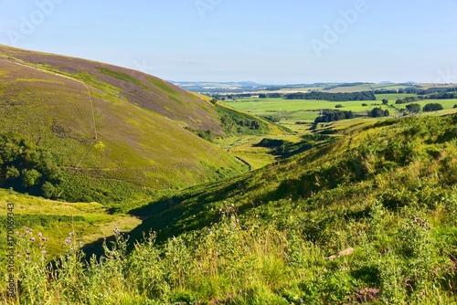 Aluminium Prints Landscapes Großbritannien - Schottland