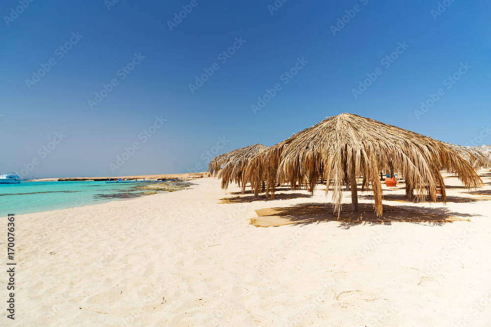 Fototapeta Hurghada Giftun Island, Egypt