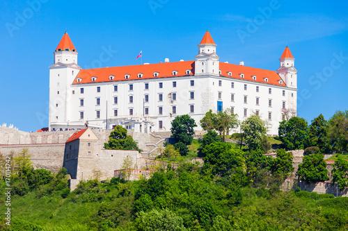 Photo  Castle in Bratislava, Slovakia