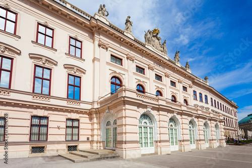 Fototapeta Muzeum Albertiny w Wiedniu