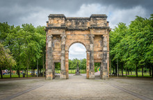 McLennan Arch In Glasgow Green...