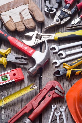 Fotografía  Set of tools