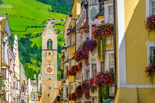 Obraz Vipiteno (Sterzing) - Trentino Alto Adige - Italy - fototapety do salonu