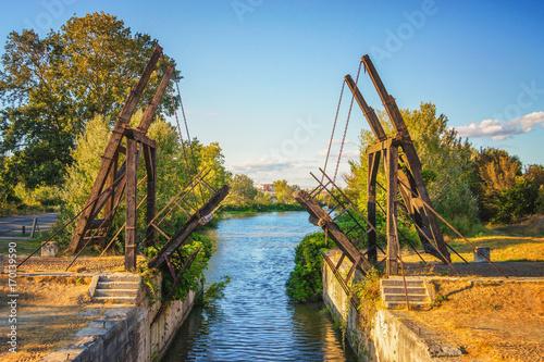 Photo Pont Van-Gogh, Pont de Langlois, Arles - France