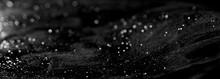 Abstract Blur Black Bokeh Back...
