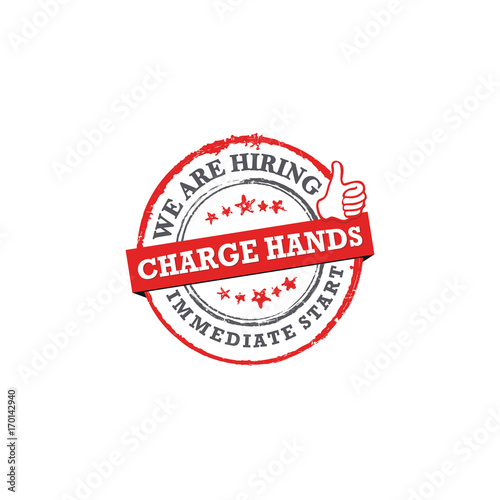Image result for hiring Chargehand