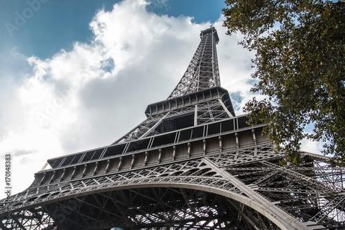 Tour Eiffel à Paris Poster