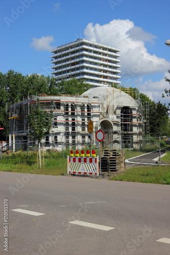 Fényképezés  Neubau der Lahrer Moschee