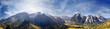Karwendel Großer Ahornboden Panorama