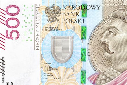 Plakaty do biura rachunkowego polskie-pieniadze