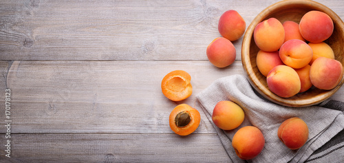 Apricots Wallpaper Mural