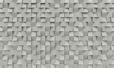 3d concrete geometric background