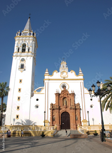 Iglesia de San Juan Bautista / Church of San Juan Bautista. La Palma del Condado. Huelva