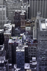 New York City rooftop
