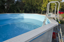 Metal Frame Swimming Pool Read...