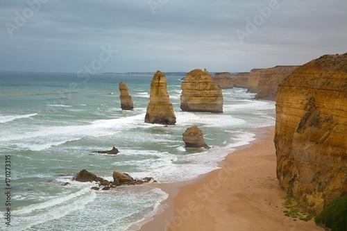 Deurstickers Australië Great Ocean Road, Twelve Apostles