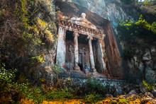 Amyntas Rock Tombs - 4th BC To...