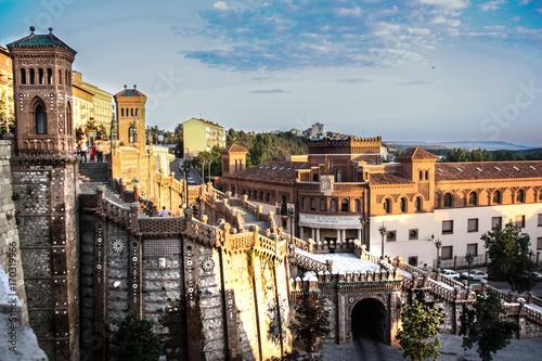 Vista de Teruel