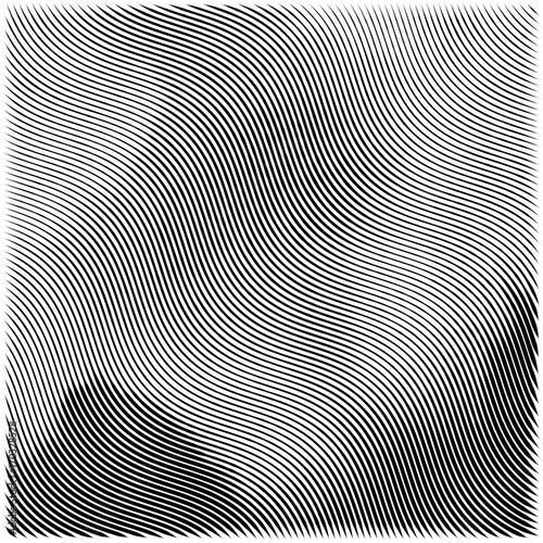 Valokuva  Abstract engraving grunge texture.