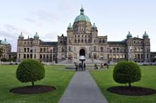 British Columbia Legislature, ...