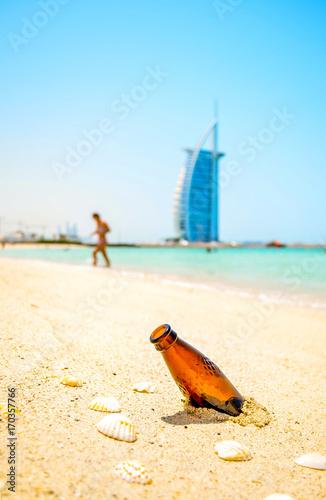 Fotomural Burj Al Arab. Dubai - UAE