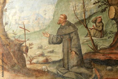 swiety-franciszek-z-asyzu-sanktuarium-madonna-del-sasso-xvi-wiek-locarno